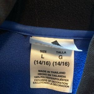 adidas Shirts & Tops - Adidas hoodie sweatshirt youth Large Boys